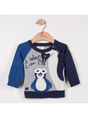 catimini-catimini-woolly-sweater-with-penguin